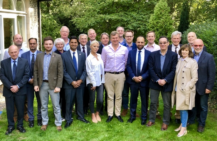 Maidenhead Conservative Association announce candidates for 2019 local elections